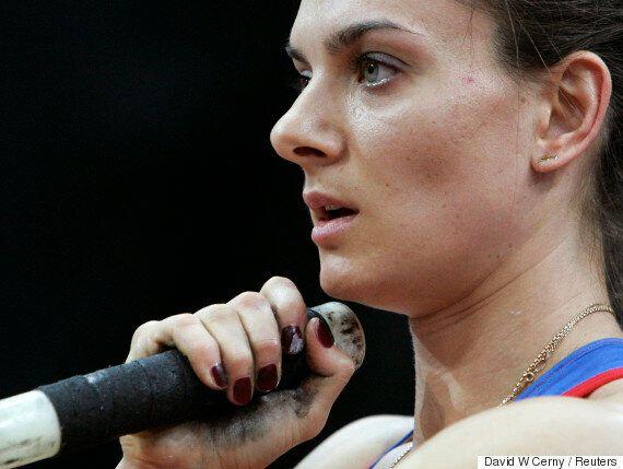 리우올림픽의 러시아 육상 퇴출 결정에 대한 이신바예바의