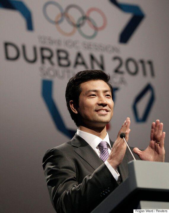 국제올림픽위원회가 문대성을