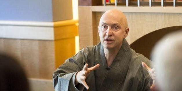 현각스님이 '외국인 승려는 오로지 조계종의 장식품'이라며 한국을 떠나겠다고