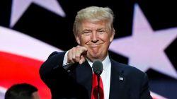 트럼프가 한미무역협정 지지 힐러리