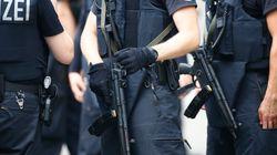 독일 이민관청 부근서 가방 폭발 소동이