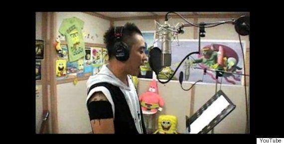 '네모바지 스폰지밥'의 OST를 부른 사람은 이 가수다