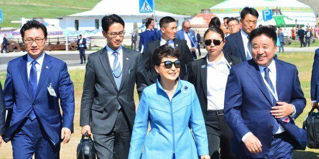 박 대통령은 내일부터 휴가를