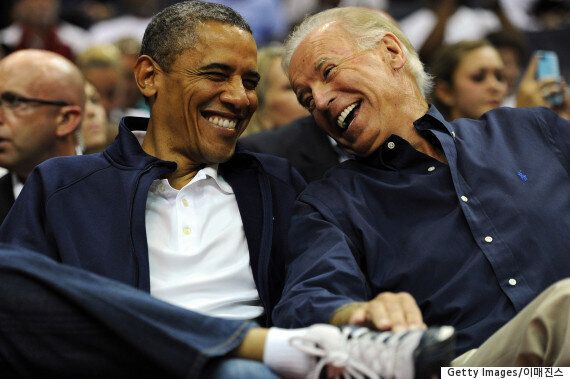 조 바이든이 버락 오바마에게 준 생일 선물은 매우