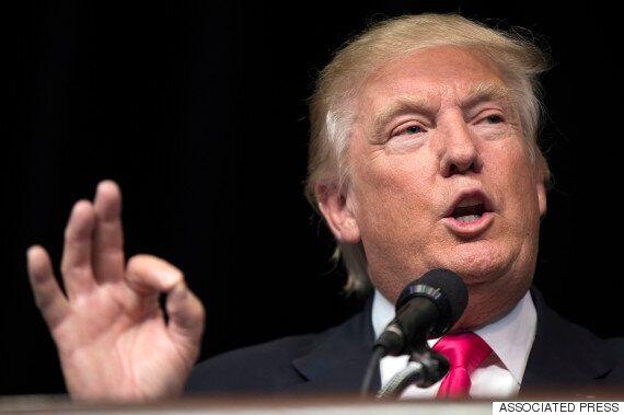 트럼프는 '러시아가 클린턴 이메일을 해킹했기를 바란다'고