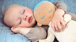 아기가 잠을 자게 해주는 인형이