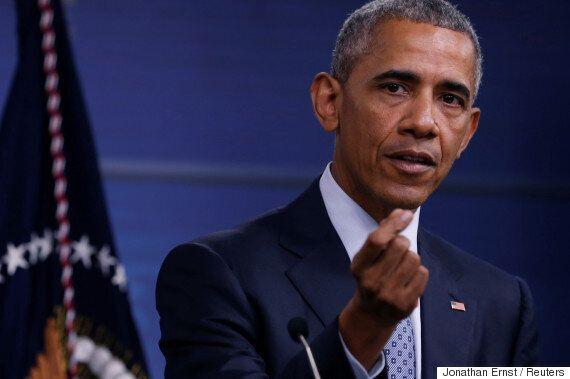 오바마는 트럼프의 '음모론'이 도무지 믿겨지지 않는다는 표정을 지으며 이렇게 조언했다