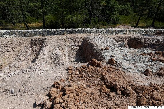 터키에는 '반역자의 묘지'가 있다(사진