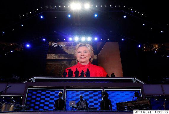 미국 역사상 228년 만에 첫 '여성 대통령 후보'가 나왔지만 신문 1면에 '여성'은
