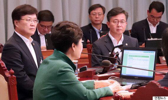 박 대통령은 '사드' 배치를 놓고