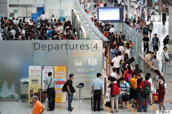 인천공항 개항 15년만에 누적객 5억명