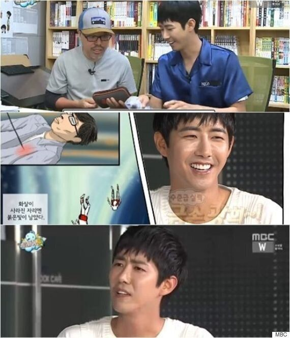 [TV톡톡] '무한도전' 웹툰이 노잼? 광희의