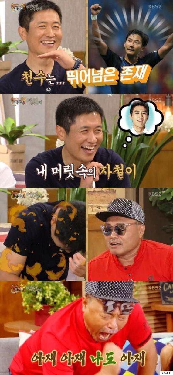 [어저께TV] '해투3', 예능도 '갓영표'
