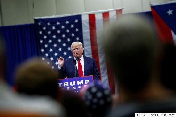 도널드 트럼프가 '나한테 불리하게 대선이 조작될까봐 걱정'이라고
