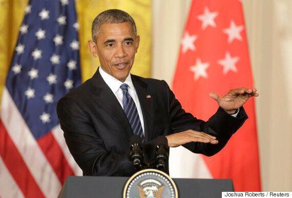 오바마가 공화당 지도자들에게