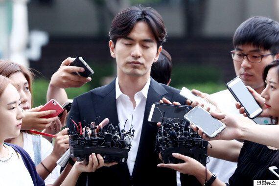 경찰, 이진욱 성폭행 피소 사건 무고 가능성 집중