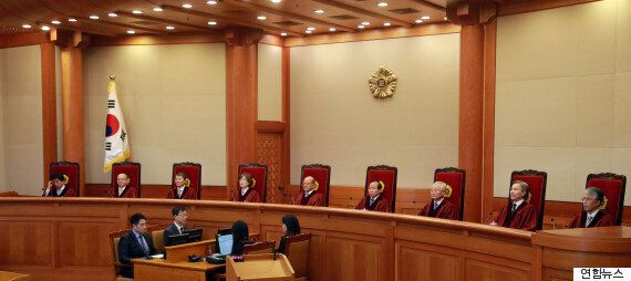 헌법재판소, '군대 내 동성애 처벌' 조항에 대해 '합헌'