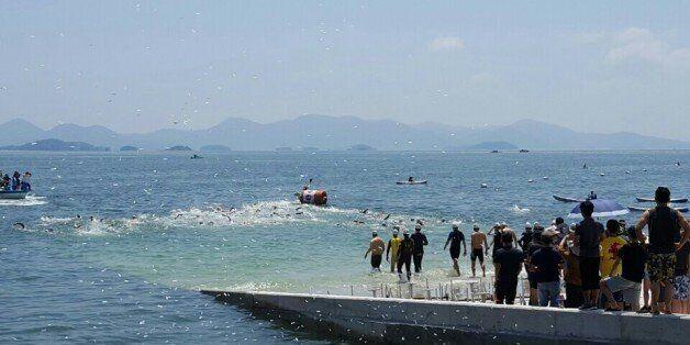 여수 바다 수영대회 도중 참가자 2명