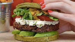 '세계에서 가장 건강한 햄버거'의 재료는
