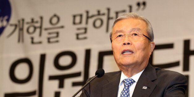 김종인 더민주 대표가