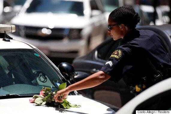 댈러스 경찰 저격범의 자택에서 발견된 폭발물질은 어마어마한