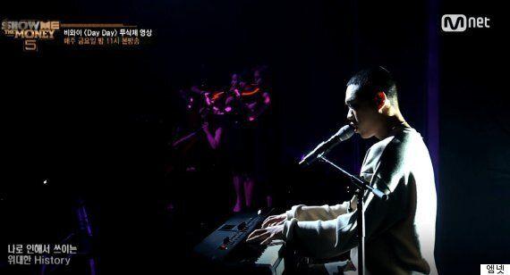 '쇼미5' 비와이·씨잼·슈퍼비, 결승 진출