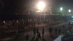 프랑스 니스 해변에 트럭 돌진해 최소 73명 사망(사진,