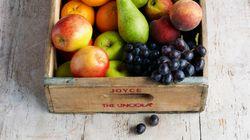 과일은 냉장고에 넣기 전에 씻으면 안