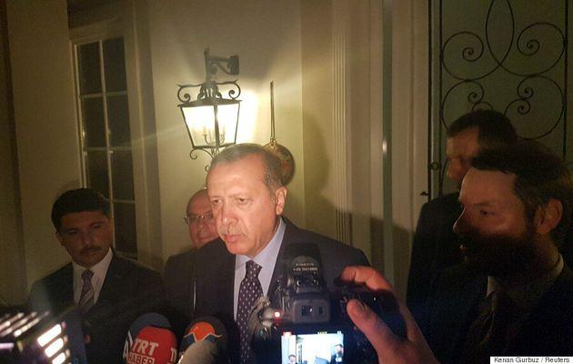 국제사회가 일제히 터키 쿠데타를 반대하고