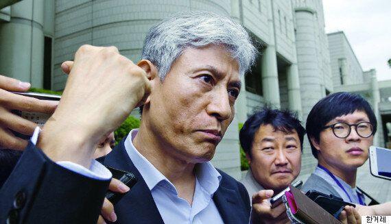 김시곤 '길환영 사장이 대통령 뜻이라며 사표