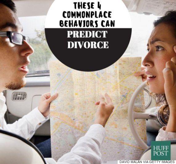 당신의 결혼을 파멸시키는 당신의 행동