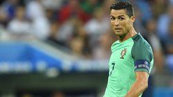 호날두의 활약으로 포르투갈이 12년 만에 유로 결승에