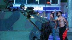 터키인들, '#실패한 쿠데타' 해시태그로 승리를