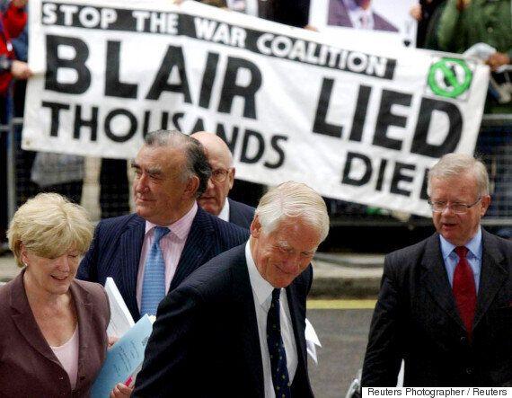 영국, 이라크전 참전을 블레어와 정부의 과오로 결론