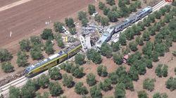 이탈리아에서 열차 정면충돌 사고로 최소 20명이