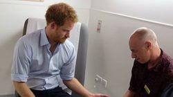해리 왕자가 HIV 검사를 생중계