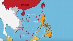 이 중국 동영상은 중국이 남중국해 영유권 판결을 거부하는 이유를