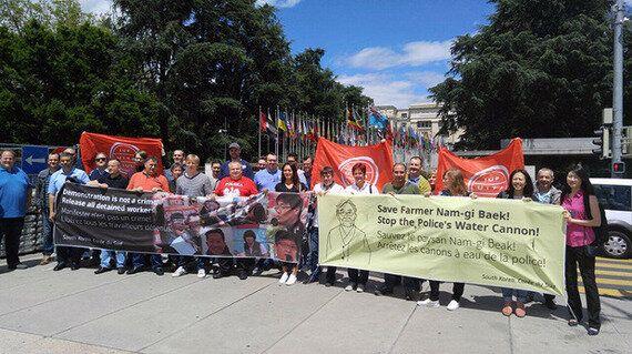 바보야, 민주주의는 이런 거야! | 유엔인권이사회