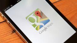 구글이 이번에는 한국 지도를 얻을 수
