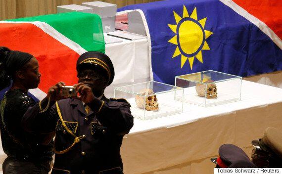 독일 정부가 '아프리카 홀로코스트'로 불리는 나미비아 집단학살을