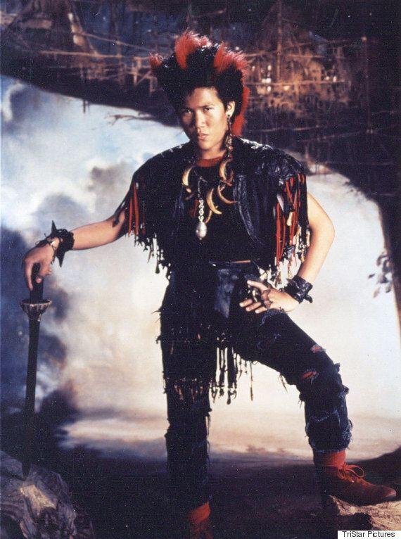 25년 전 영화 '후크'에서 루피오를 연기한 이 소년은 이제 멋진 어른이