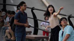 [사회실험] 한국인들은 외국인에게