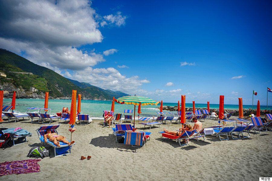 걸어서 여행하면 좋은 이탈리아의 그림 같은 해안가 마을