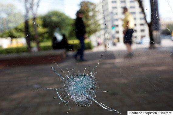미국 곳곳에서 경찰을 향한 공격이 잇따라