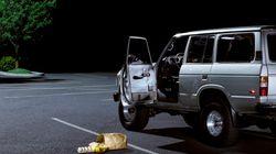 실종된 남성이 자신의 차량 뒷좌석에서 숨진 채