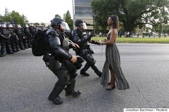 이 한 장의 성스러운 사진이 미국 전역에 큰 감동을