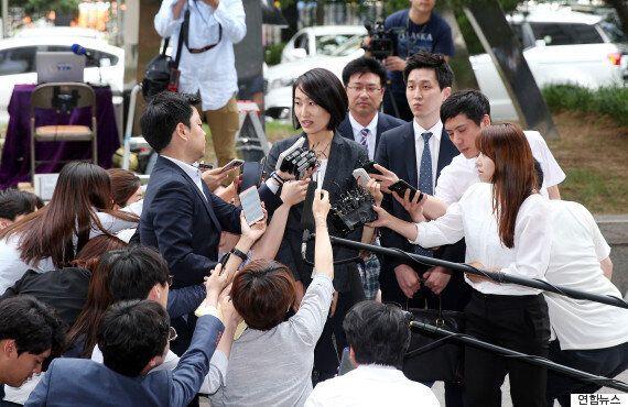 검찰, 국민의당 박선숙·김수민 의원 구속영장
