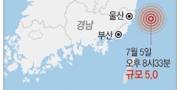 한국 원전, 지진으로부터