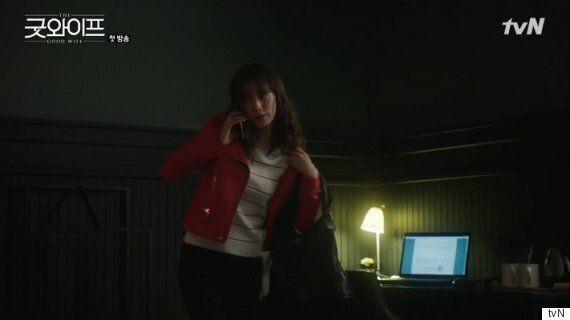 한국판 '굿와이프'에서도 칼린다는
