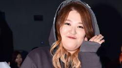 이국주, '코미디빅리그' 녹화 중
